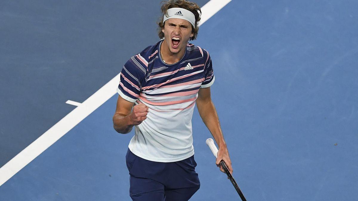 Australian Open: Zverev steht in der nächsten Runde