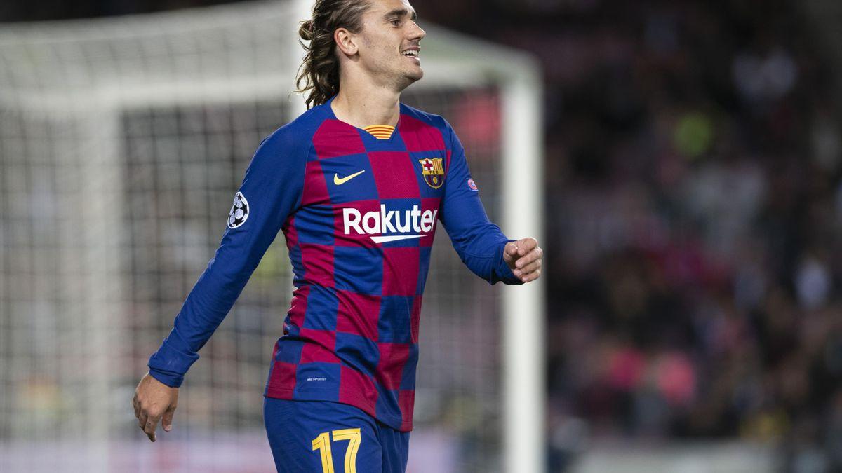 Antoine Griezmann, atacantul celor de la Barcelona