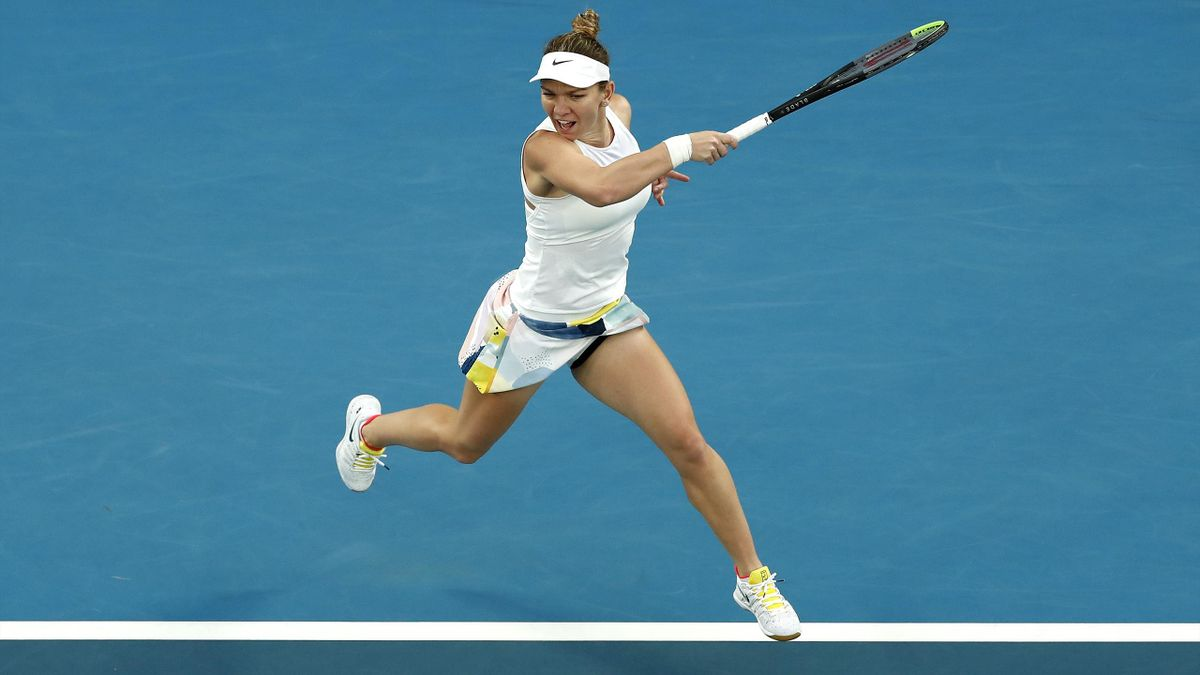 Simona Halep vs Harriet Dart turul 2 la Australian Open