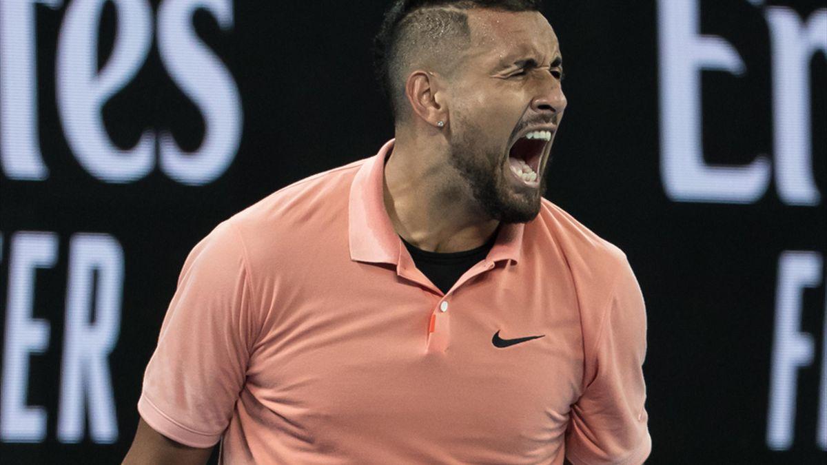 Nick Kyrgios scheitert im Achtelfinale an Rafael Nadal