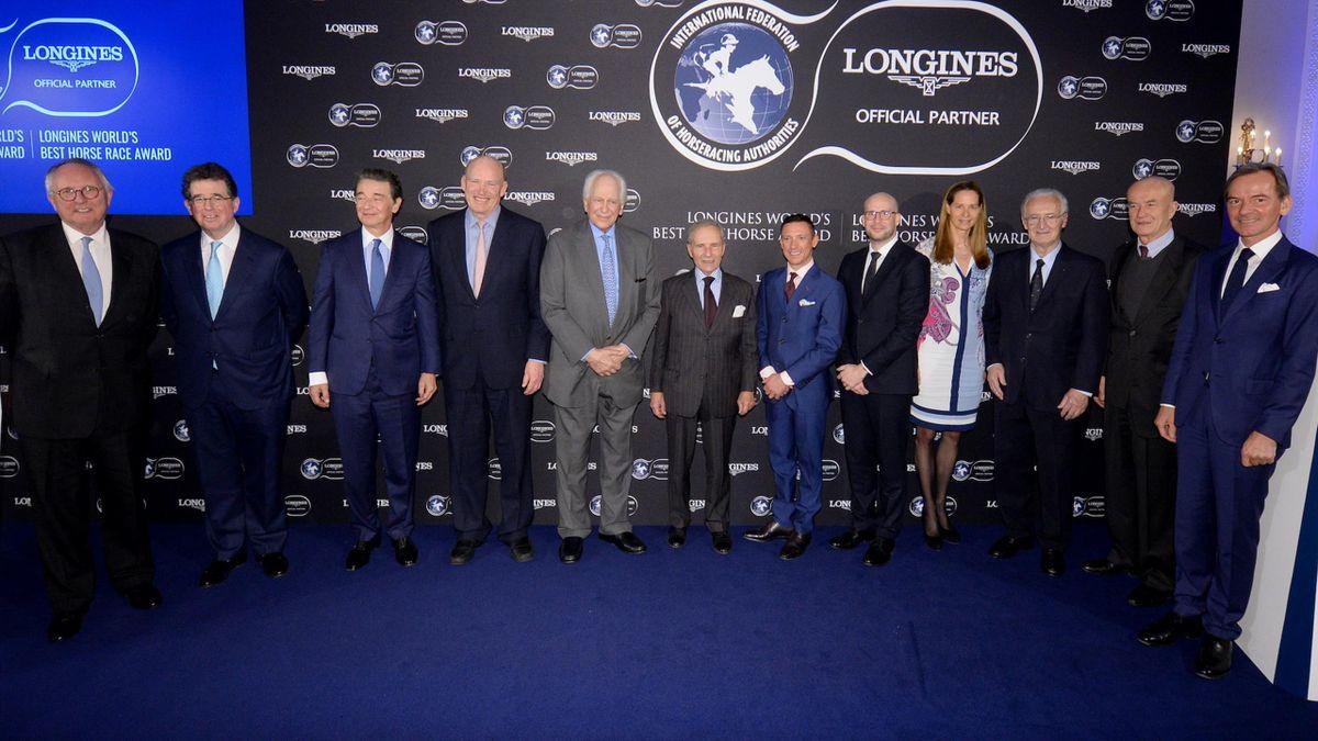 Crystal Ocean, Waldgeist et Enable sacrés meilleurs chevaux de course de l'année par Longines