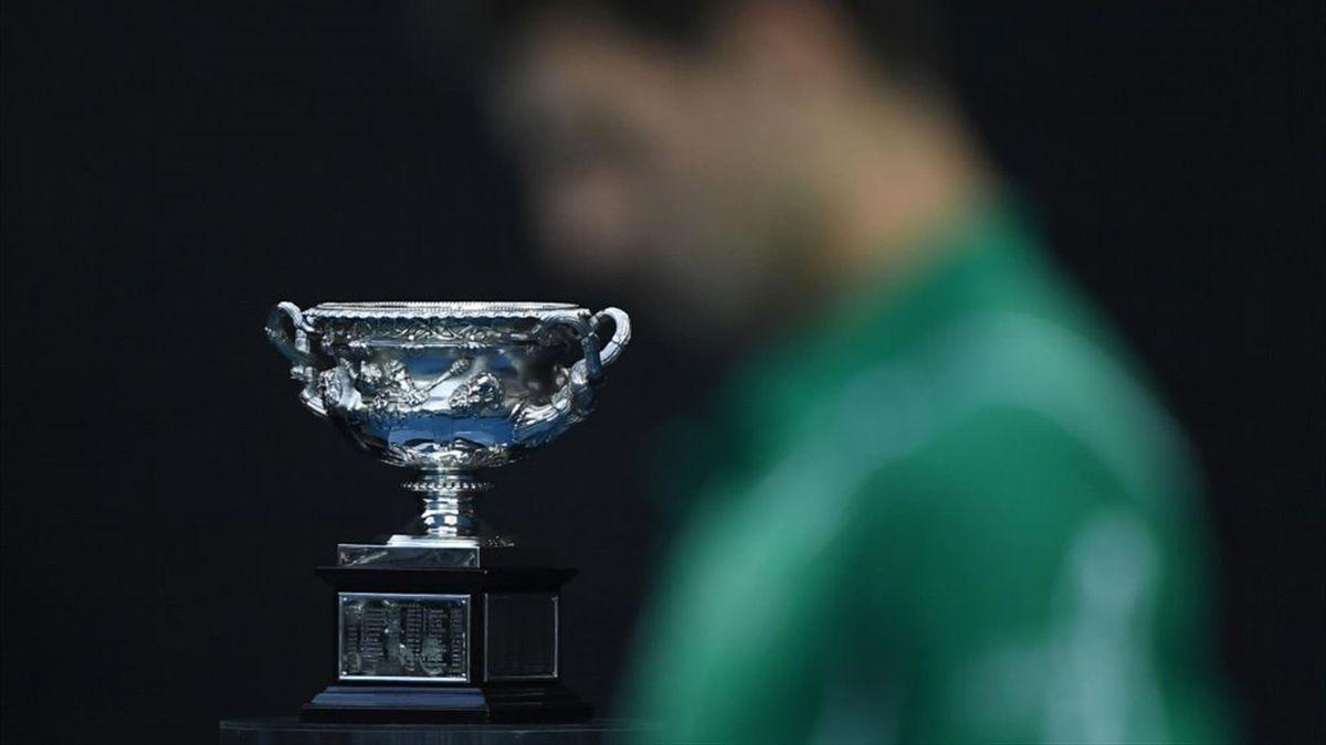 Thiem-Djokovic en el Open de Australia 2020