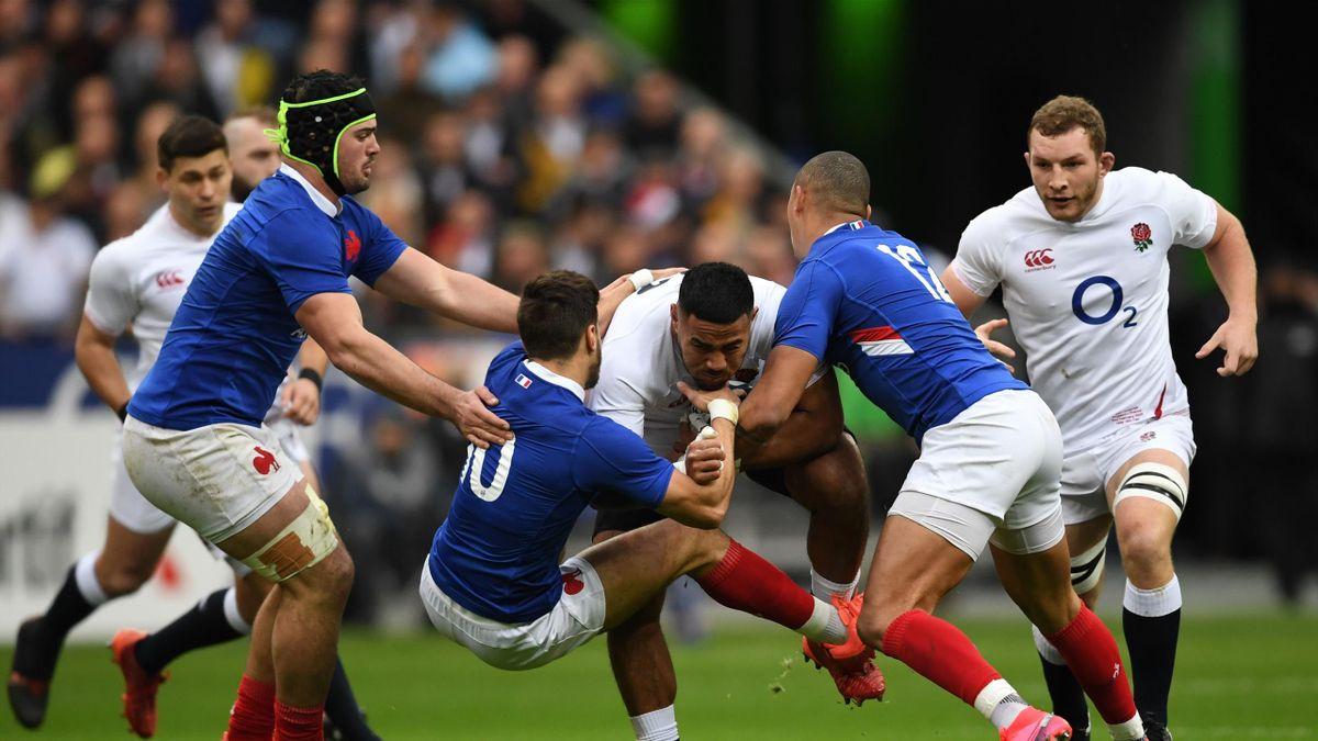 Francia-Inglaterra Seis Naciones