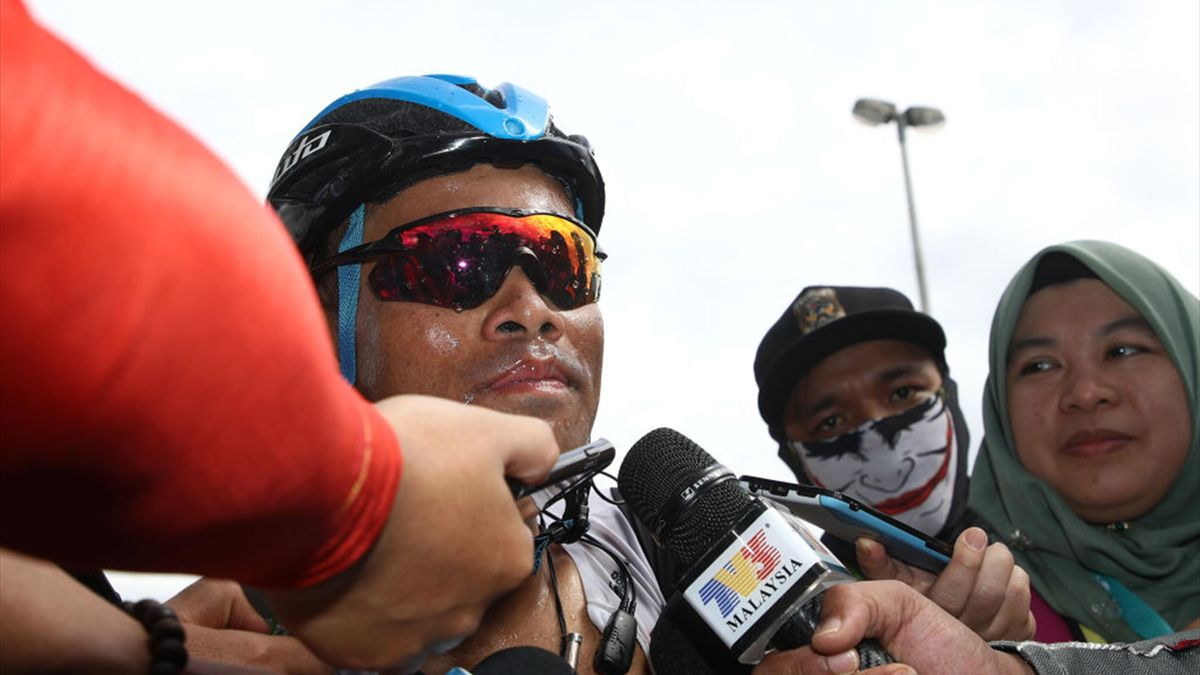Langkawi: Malaysian favourite takes Stage 5 win in Ipoh