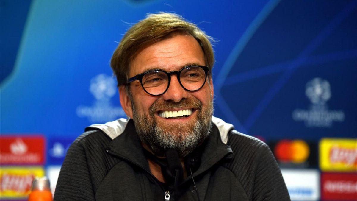 Klopp Atlético de Madrid-Liverpool