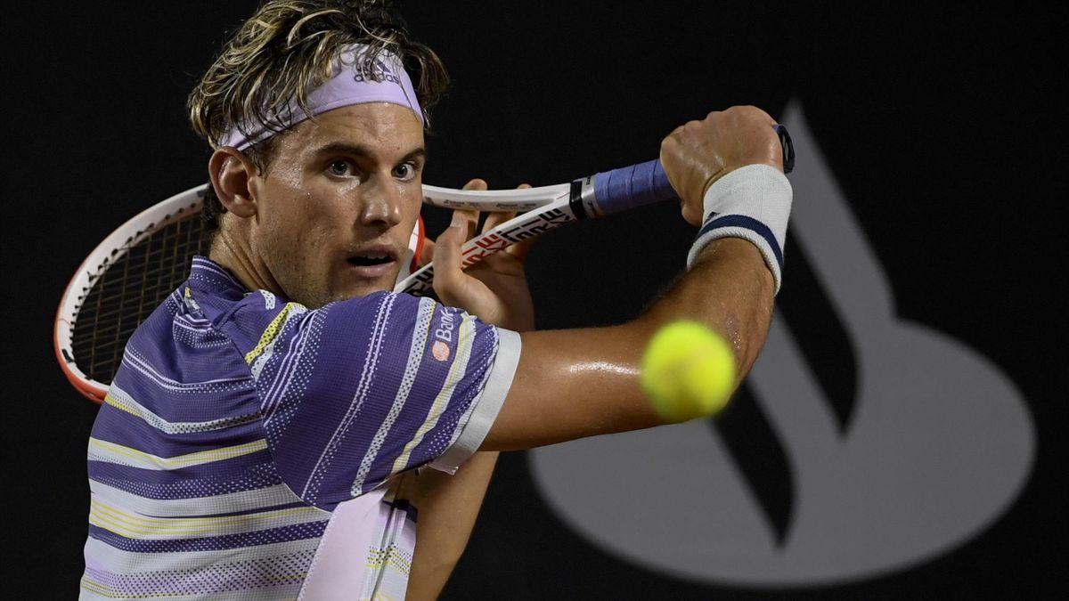 ATP Rio : highlights - Thiem v Maligeni Rodrigues