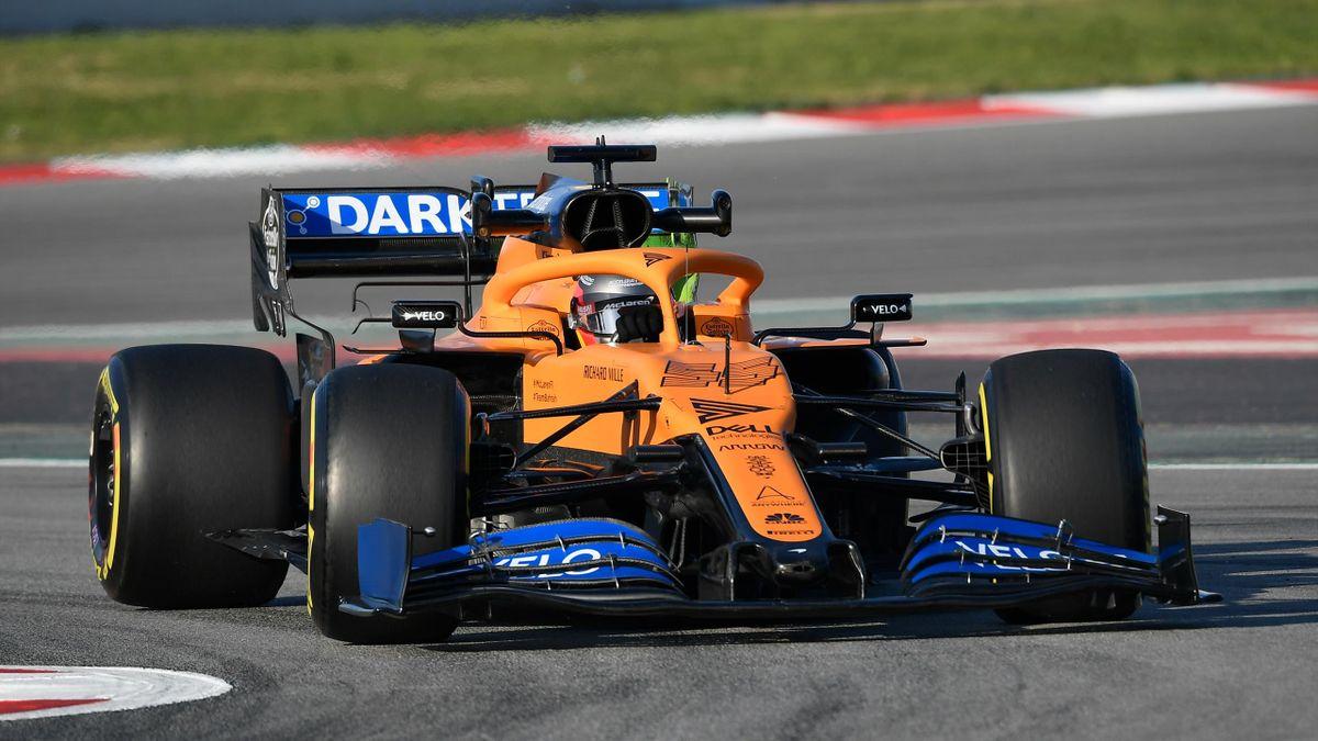 McLaren schützt sich vor dem Coronavirus