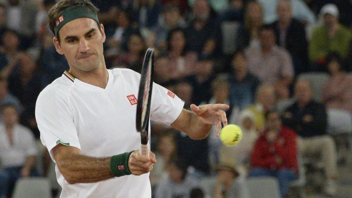 Roger Federer muss pausieren