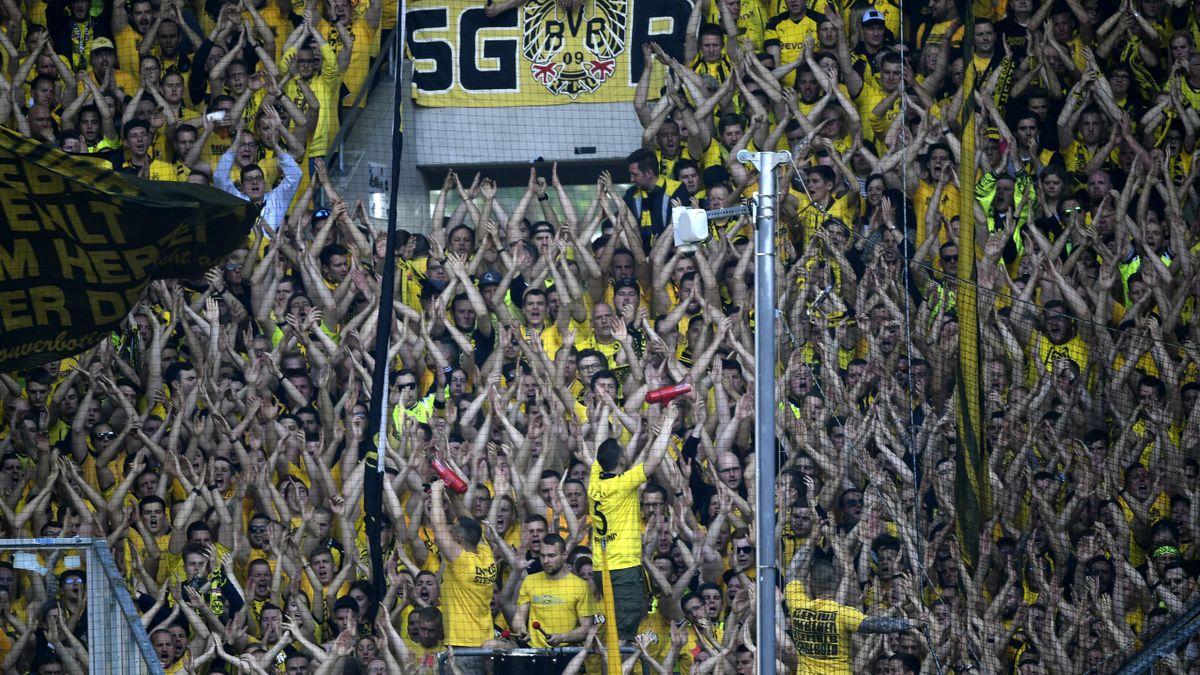 In Hoffenheim müssen die Dortmund-Fans draußen bleiben