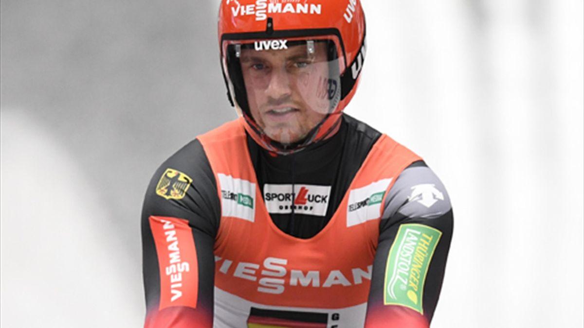 Johannes Ludwig feiert seinen dritten Sieg in Serie