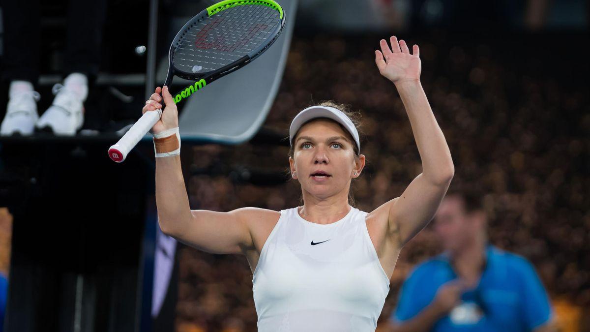 Simona Halep gewann das WTA-Turnier in Dubai