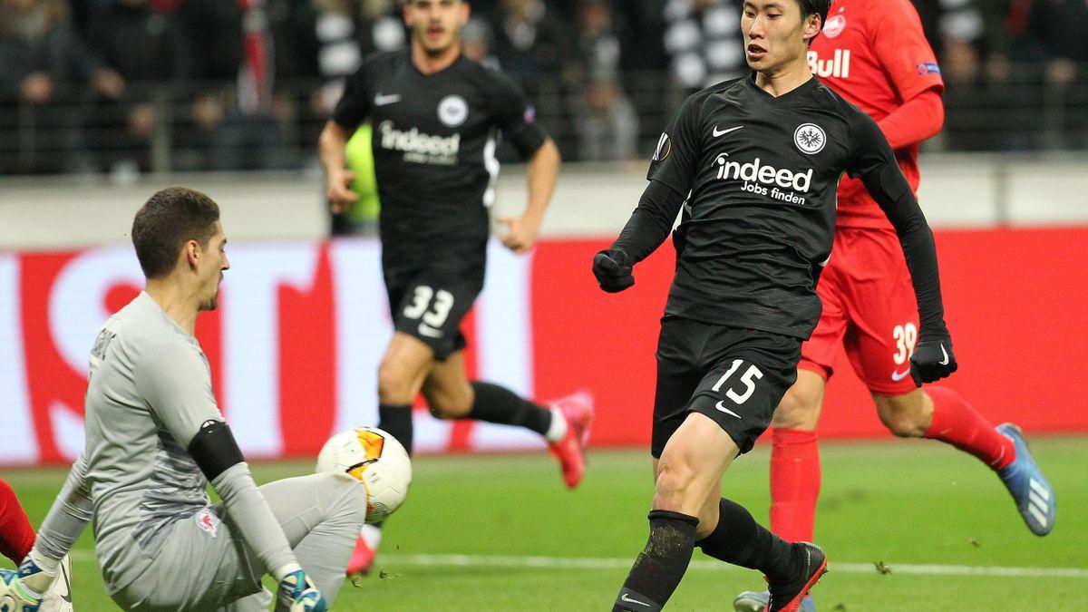 Orkanwarnung: Frankfurts Spiel in Salzburg abgesagt
