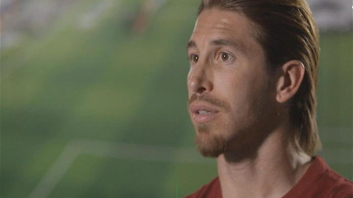 """Real - Ramos : """"J'espère que ça ne sera pas le jour de Messi"""""""