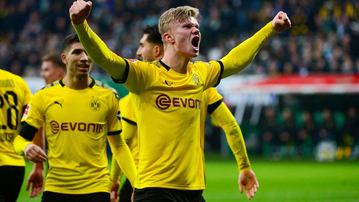 BVB zunächst ohne Haaland gegen Freiburg