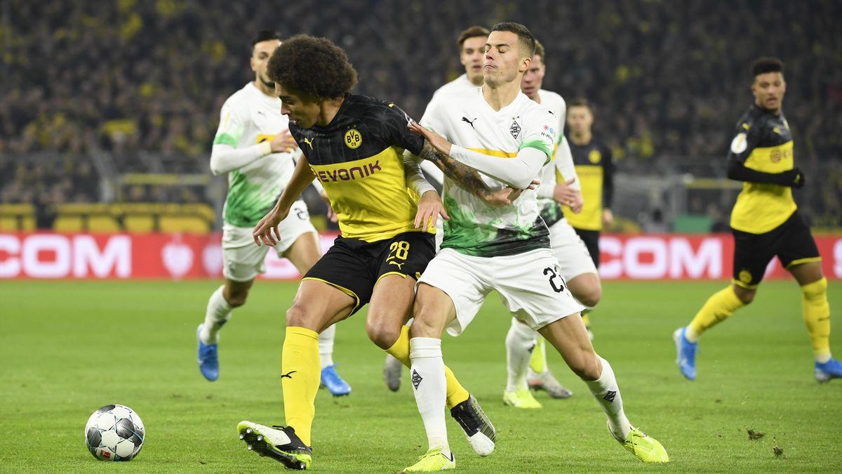 Das Topspiel Mönchengladbach - Dortmund kann stattfinden