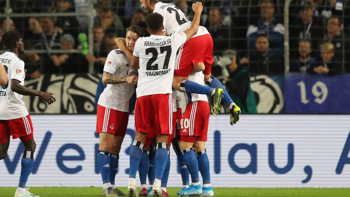 Hamburg a ratat promovarea în Bundesliga