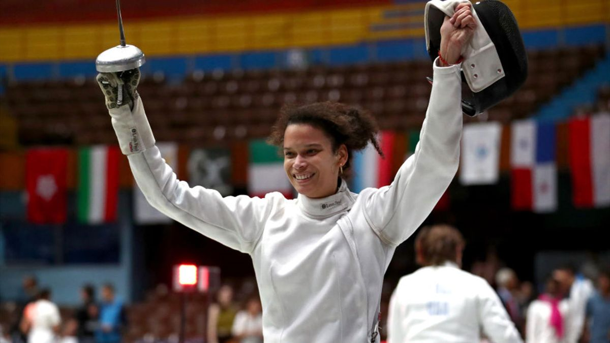 Yamada and Louis Marie land golds at FIE Westend Epee Grand Prix in Budapest