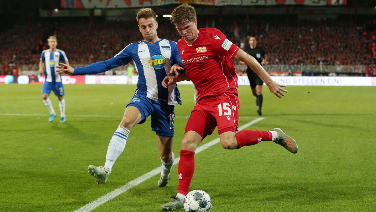 Hertha BSC und Union Berlin droht eine längere Pause
