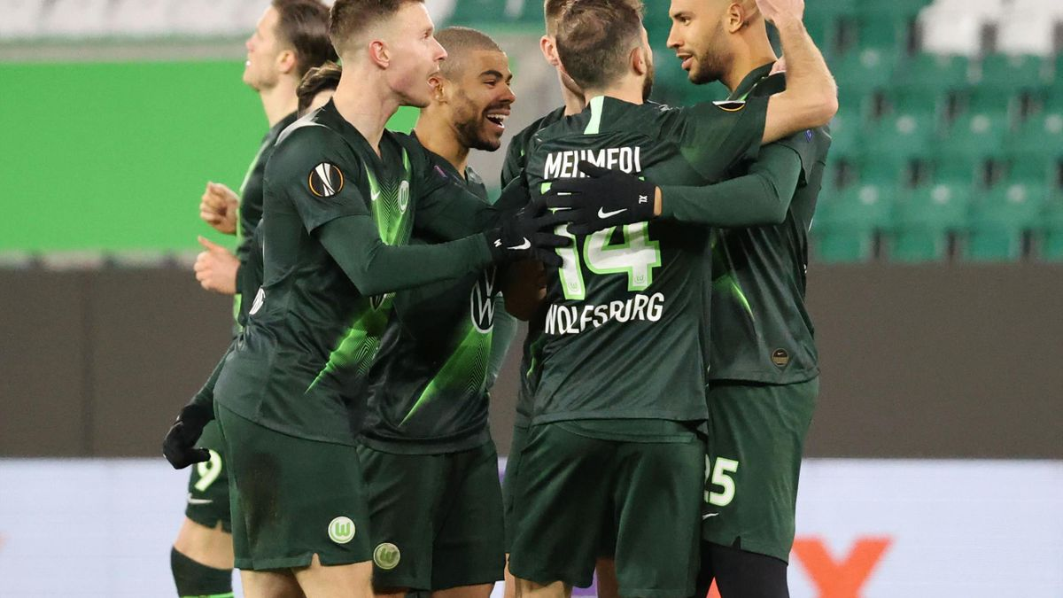 Wolfsburg lässt wieder in kleinen Gruppen trainieren