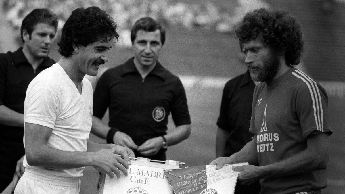 Goyo Benito (Real Madrid)