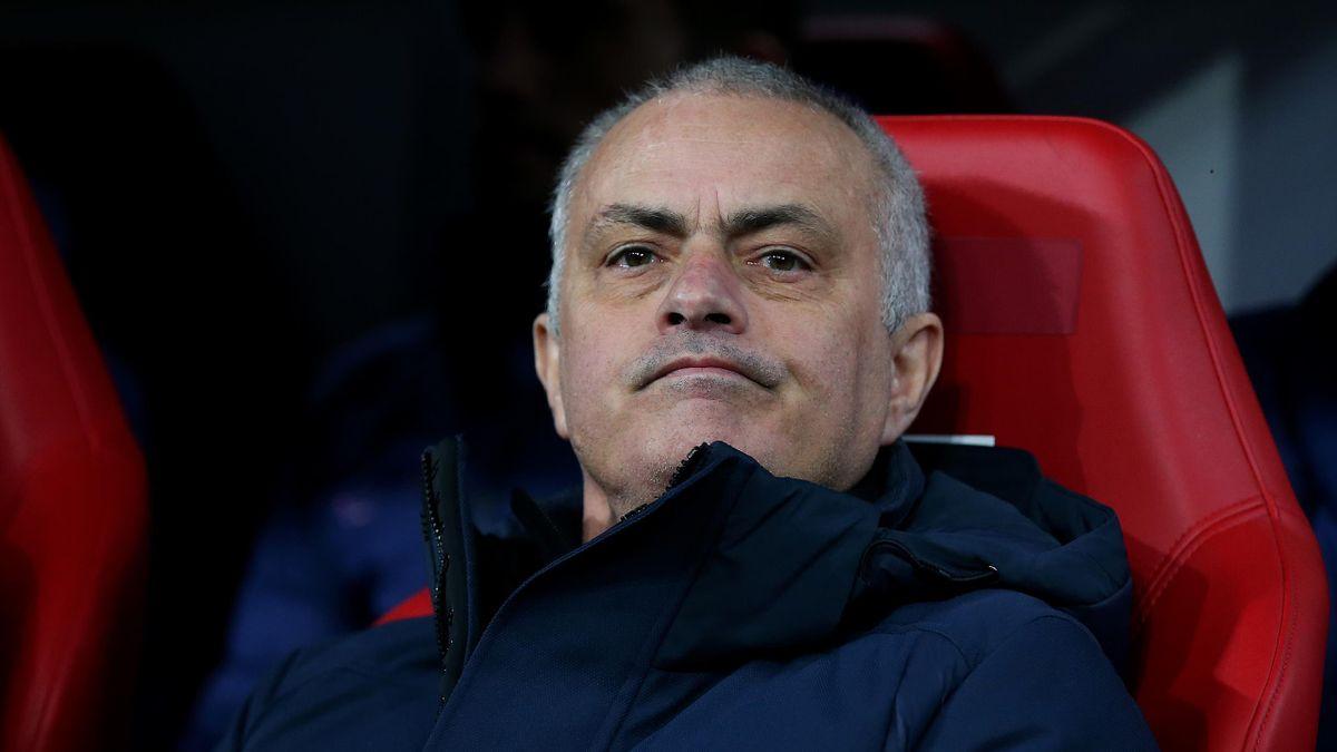Jose Mourinho nu i-a dat vreo şansă lui Ndombele