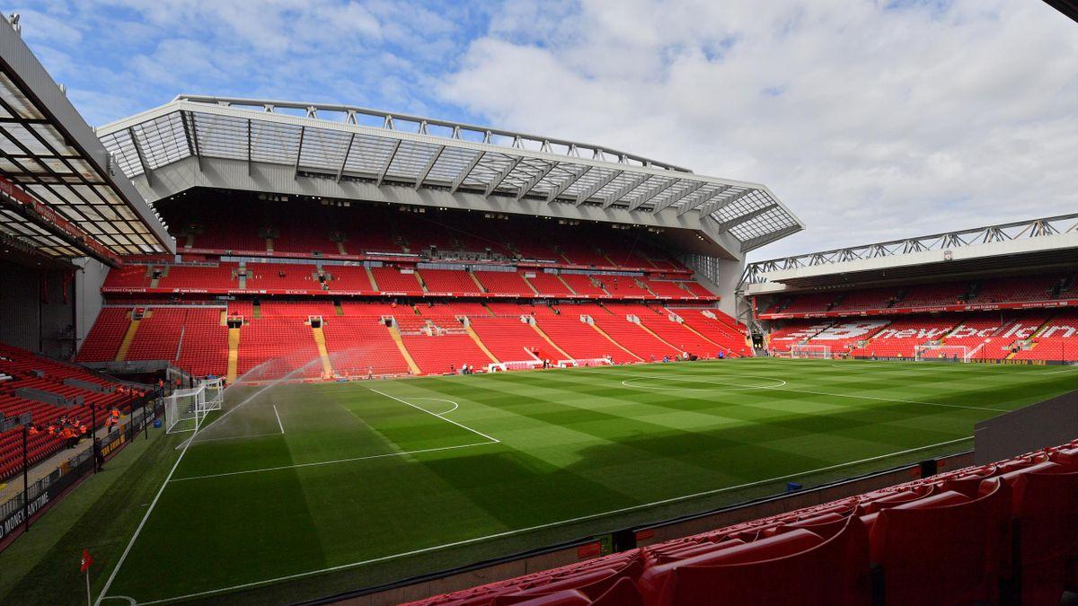 Liverpool stoppt Umbau der Anfield Road für ein Jahr