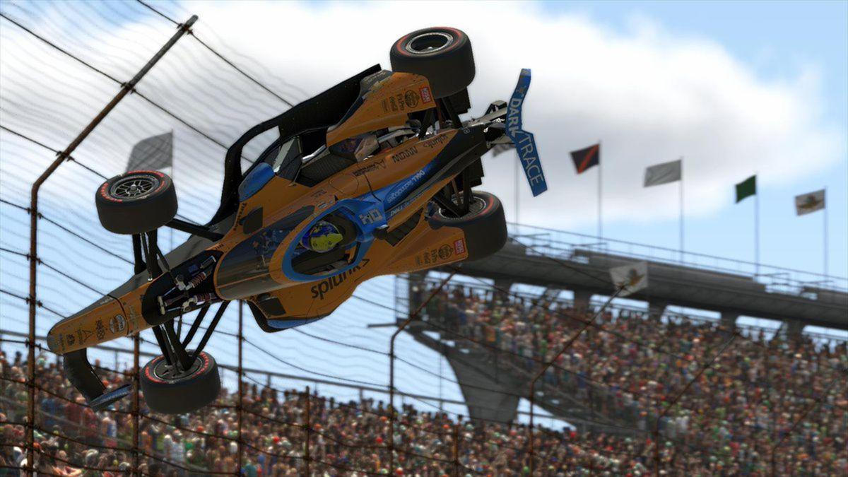Pagenaud critica dur după ce l-a scos din cursa virtuală de Indycar pe Norris