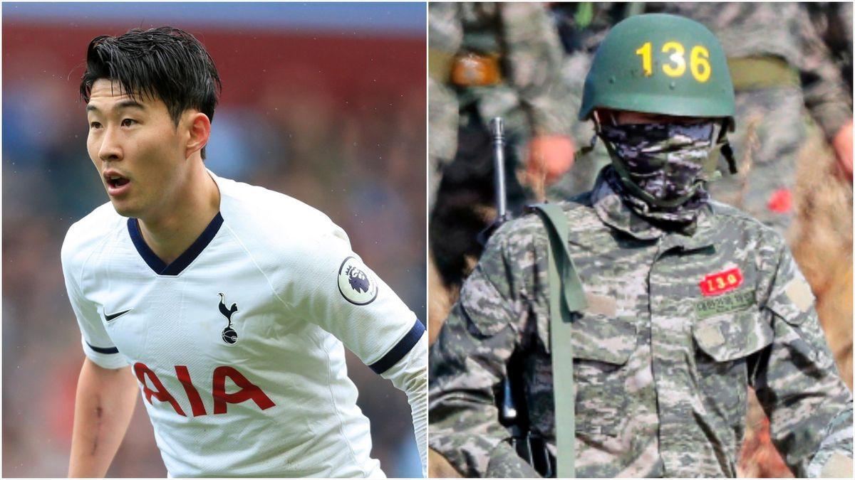 Son Heung-min joacă din 2015 la Tottenham