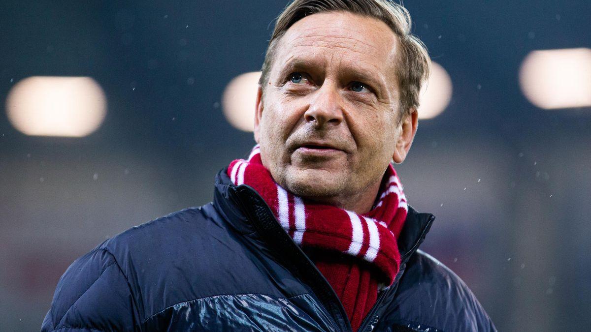 Freut sich über den Bundesliga-Neustart: Horst Heldt