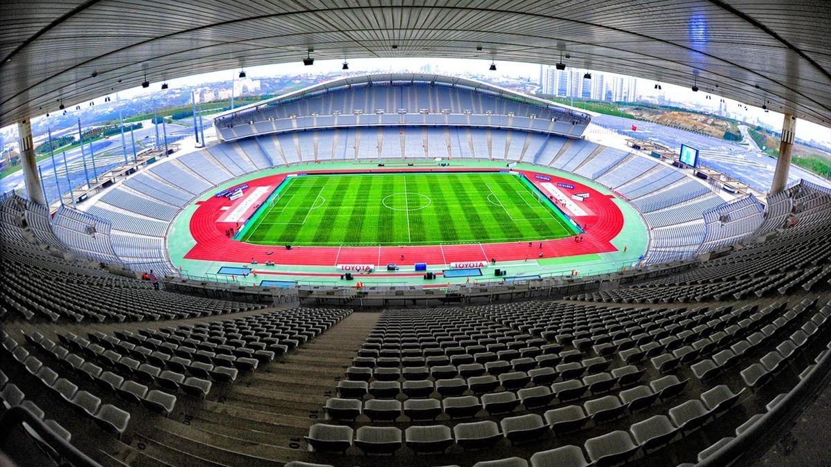 Atatürk Olympic Stadium, Turquía