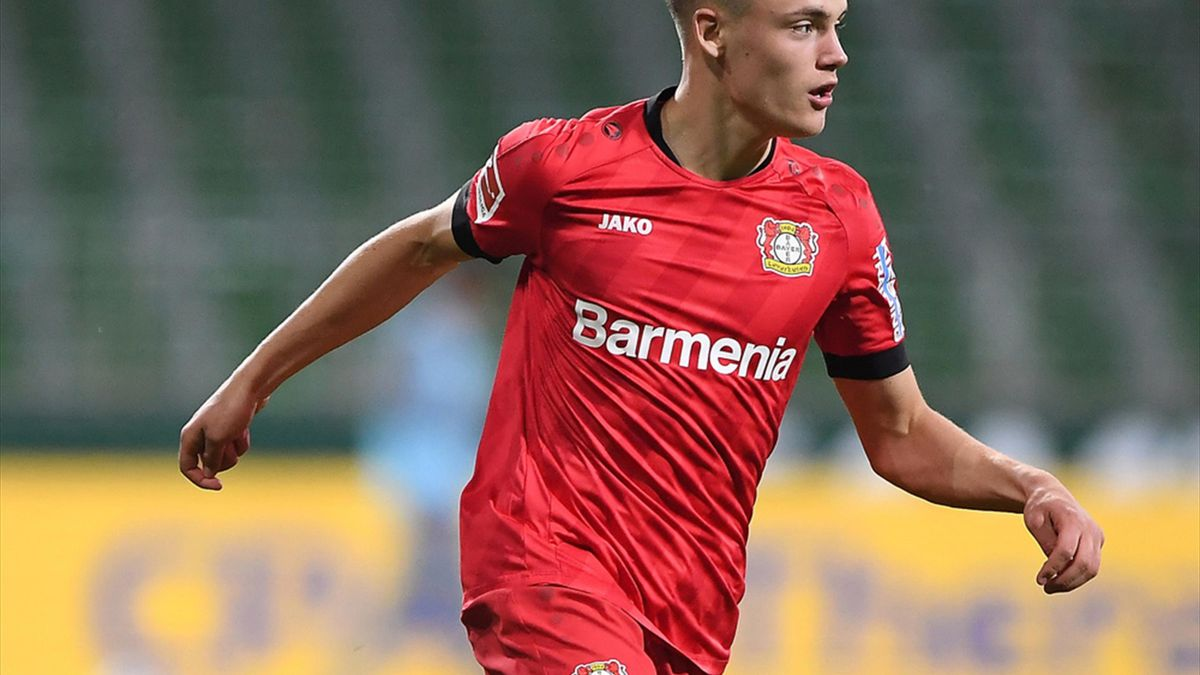 Wirtz wird jüngster Bundesliga-Profi von Leverkusen