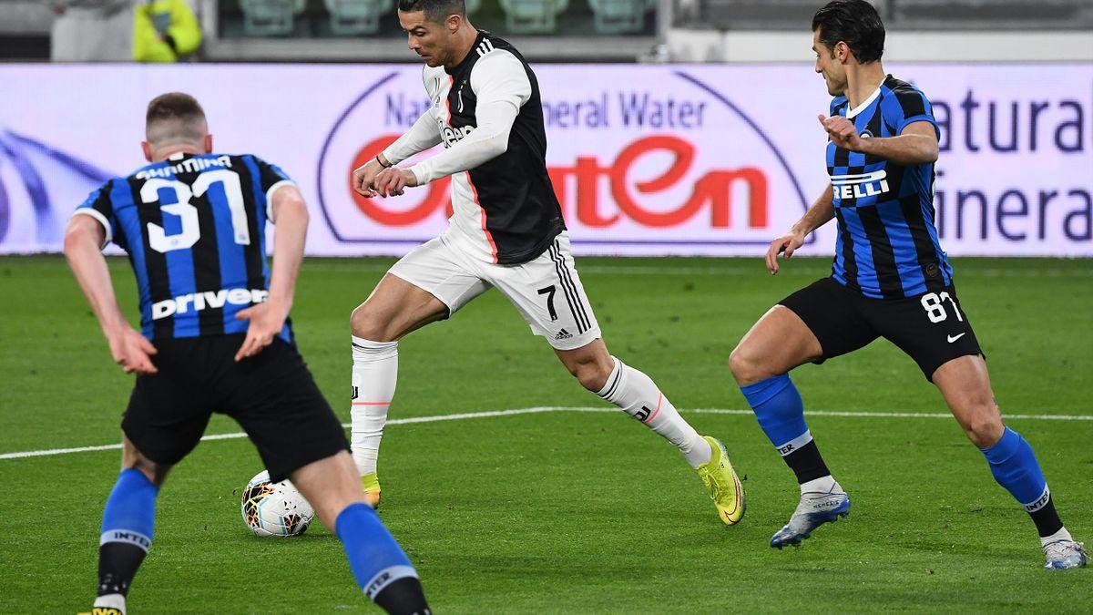 Die Serie A plant den Neustart des Spielbetriebs