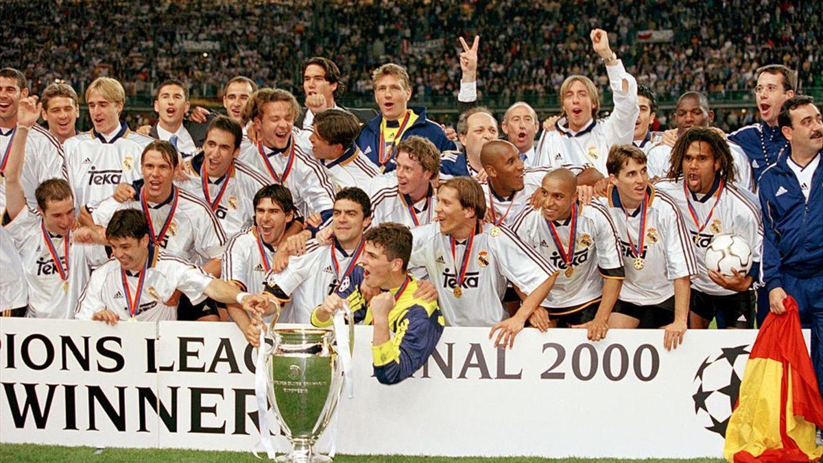 El Real Madrid fue campeón de Europa por octava vez en París