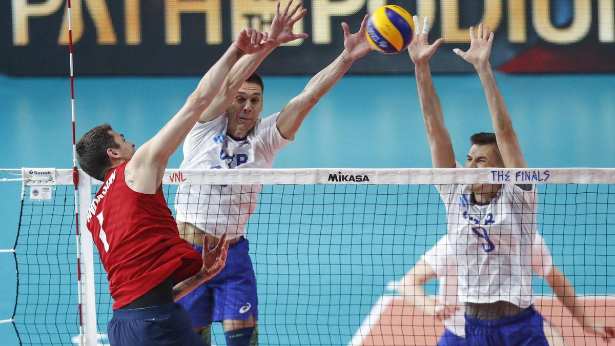 Volleyball Nations League abgesagt