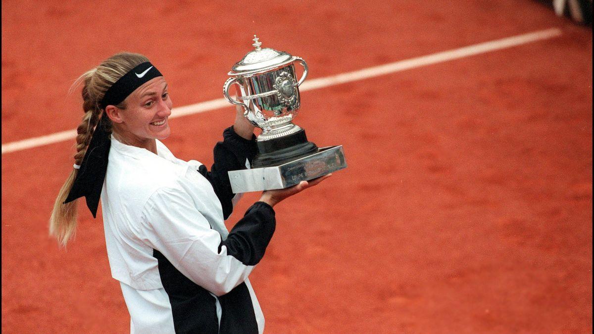 Mary Pierce, campeona de Roland-Garros 2000