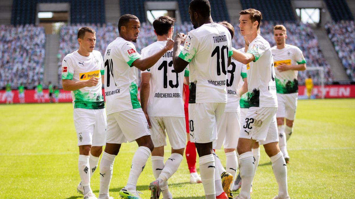 Mönchengladbach besiegt Union Berlin souverän mit 4:1
