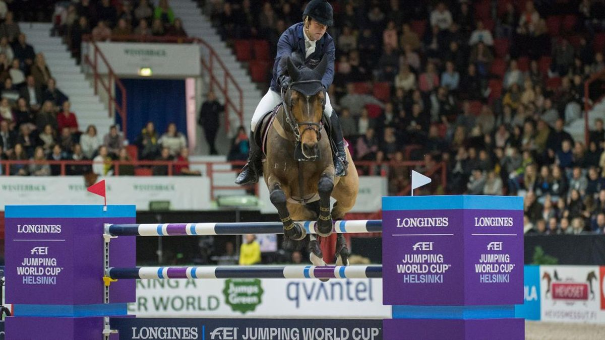 FEI worldcup under pressure – CSI-W Helsinki Horse Show is cancelled