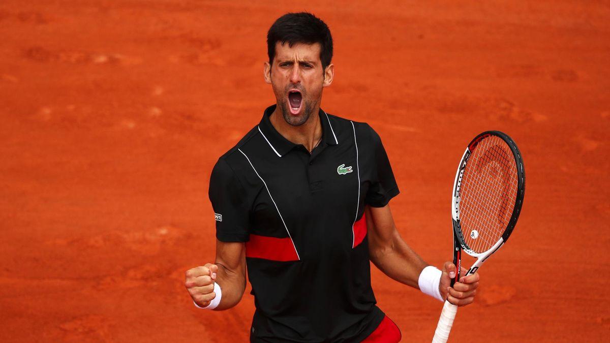 Live tennis is terug!