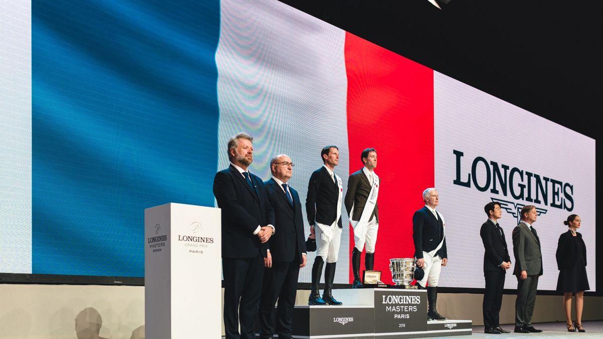 Le salon du cheval de Paris ne verra pas le jour en 2020
