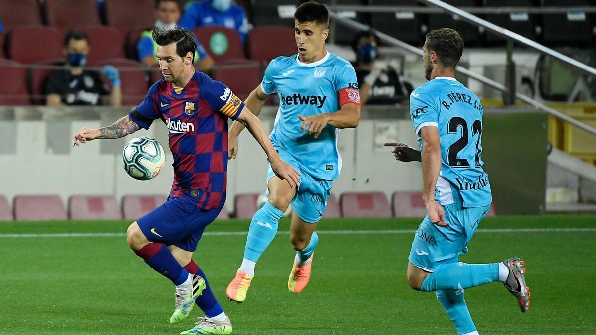 Leo Messi | Barcelona-Leganés