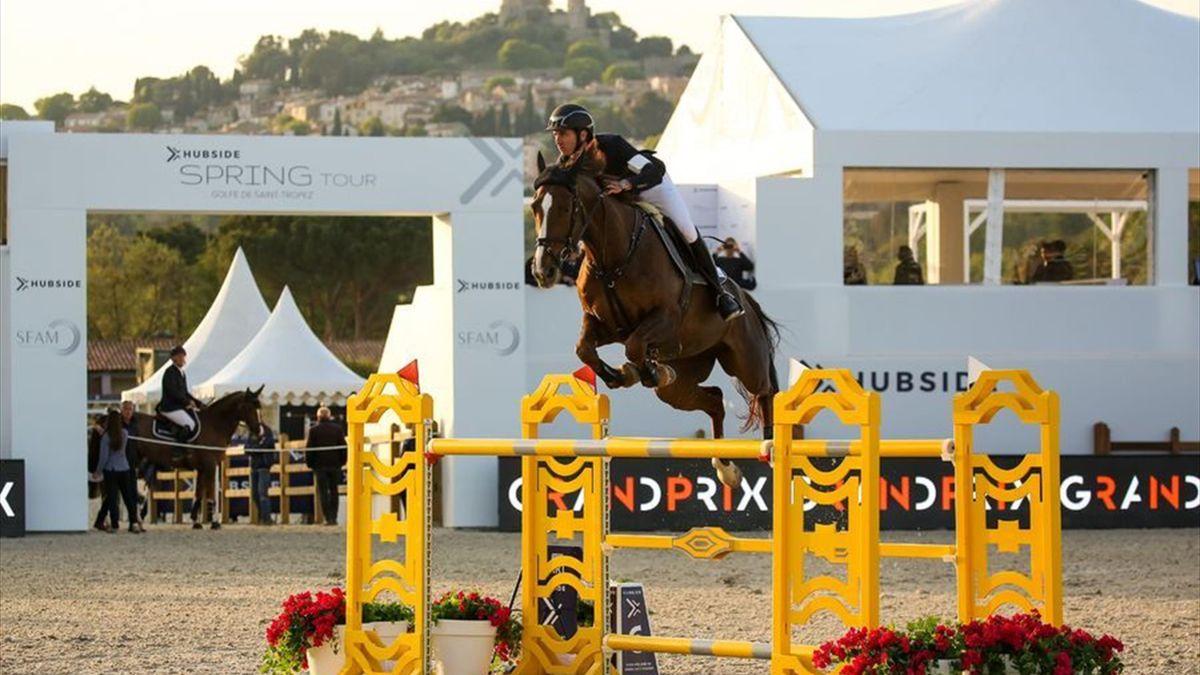 Star-studded line up in St. Tropez as international sport celebrates re-start