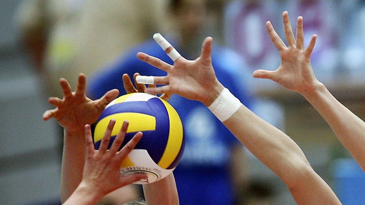 España cada día mas fuerte en voleibol