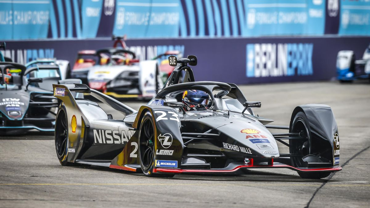 Die Formel E wird auch 2021 in Berlin zu Gast sein