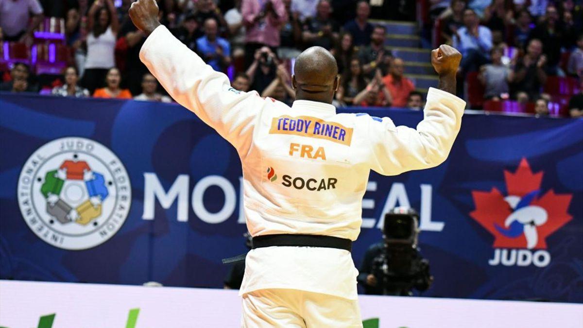 Teddy Riner et Clarisse Agbegnenou : portrait croisé de deux légendes du judo français