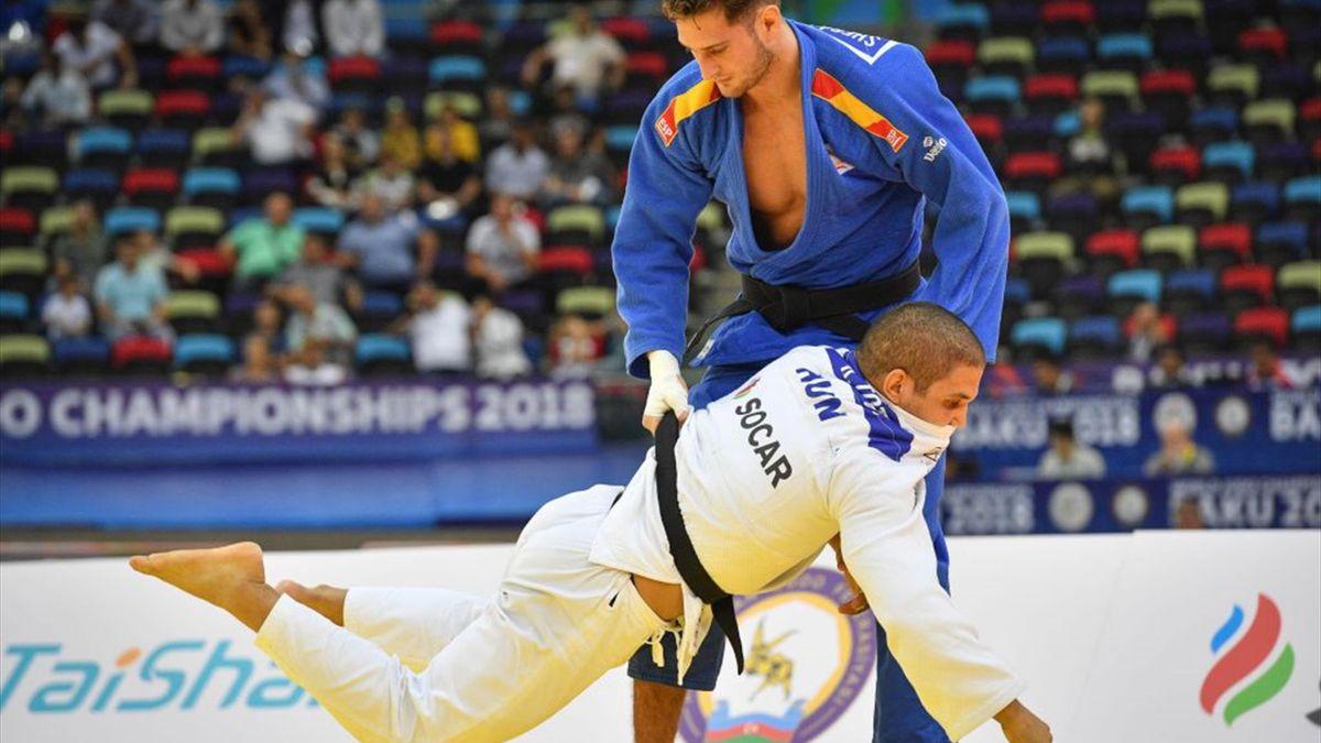El judo en España, cada día más arriba
