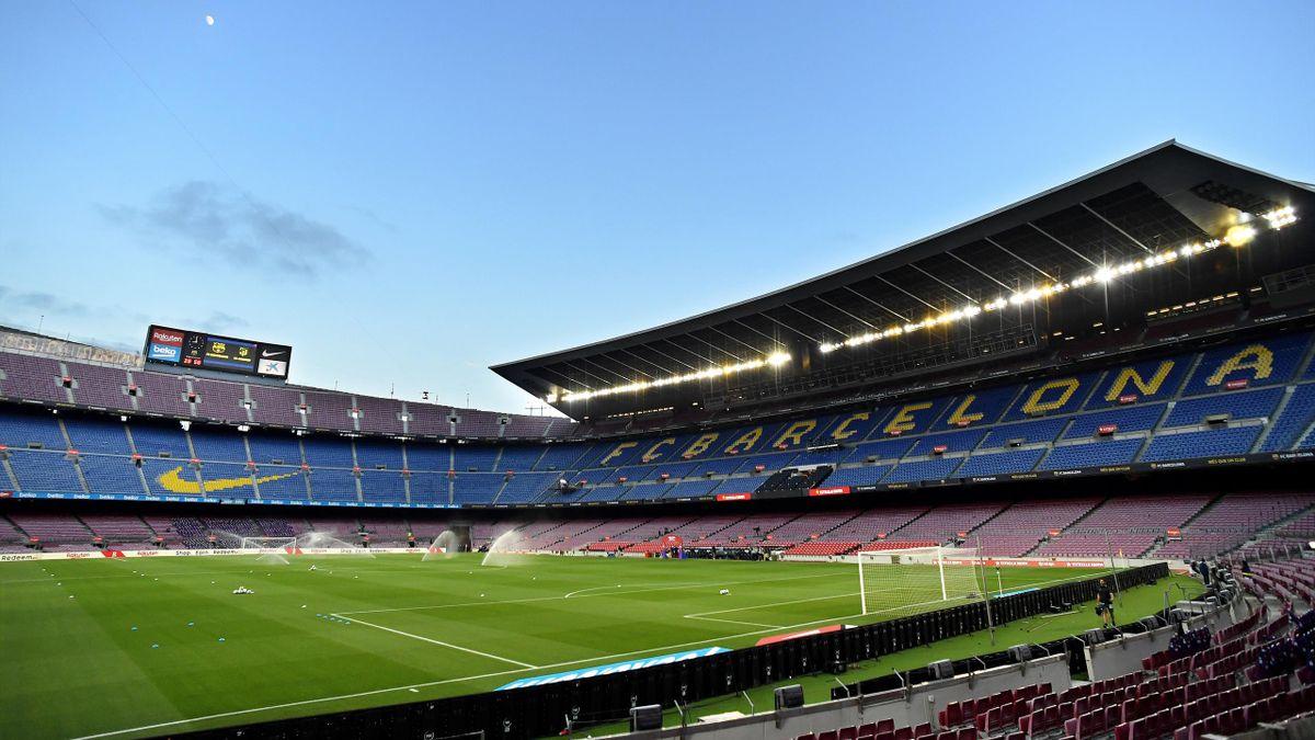 Camp Nou | Barcelona-Atlético