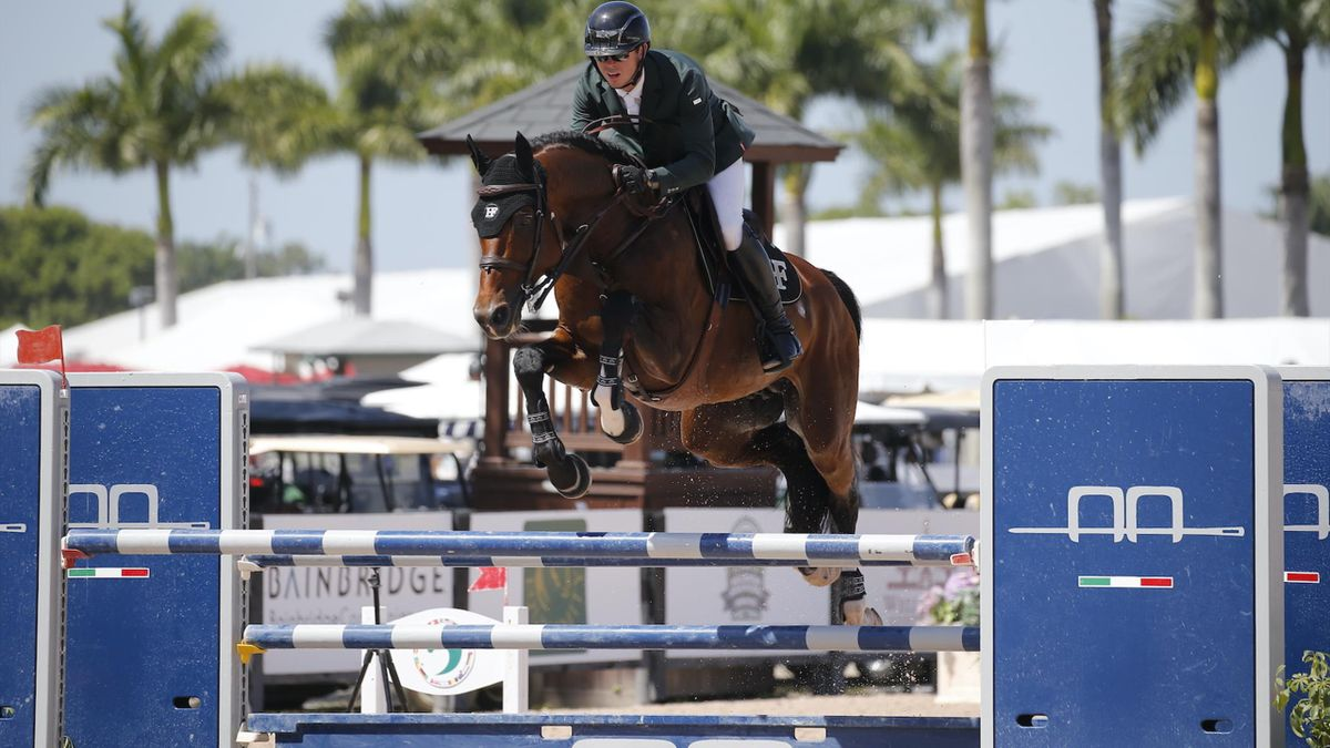 Eric Lamaze welcomes another Olympic hopeful in his stables