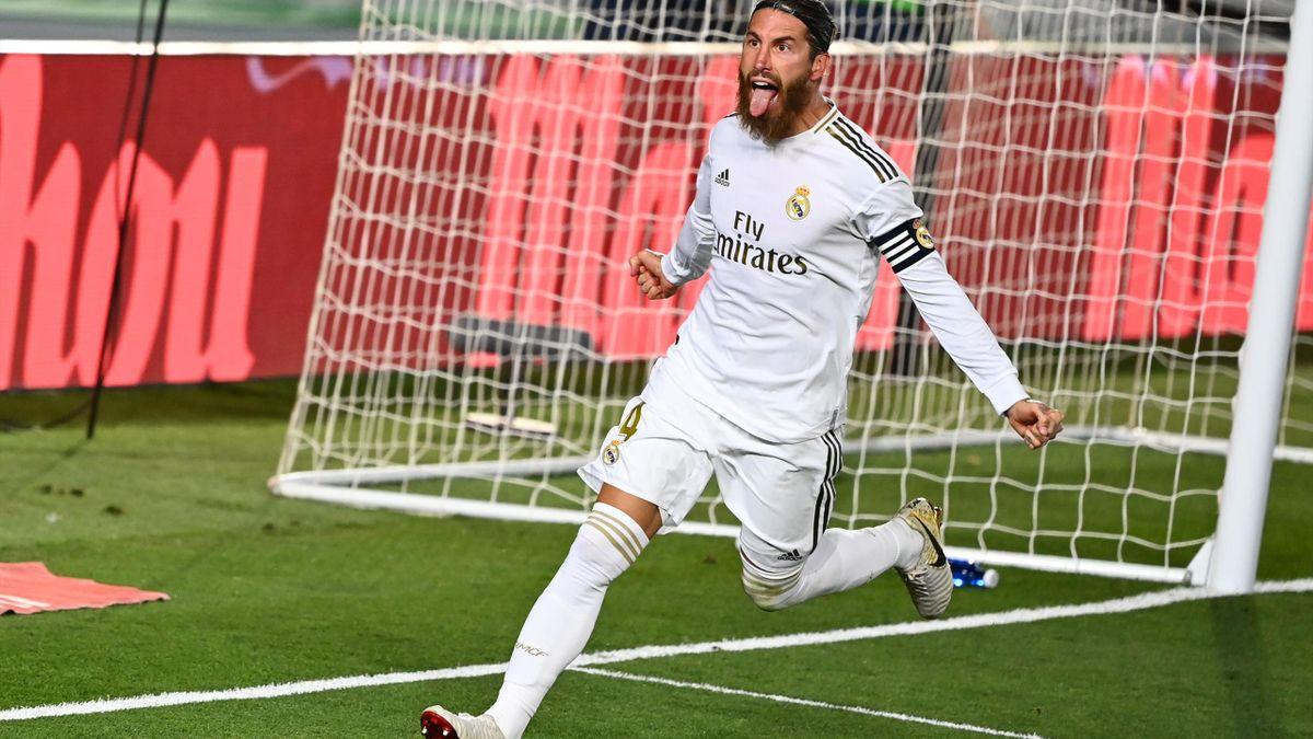 La Liga | Sergio Ramos, căpitanul lui Real Madrid