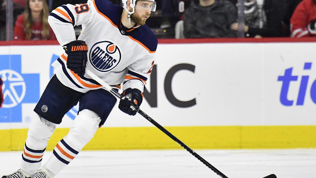 Leon Draisaitl spielte eine herausragende NHL-Saison