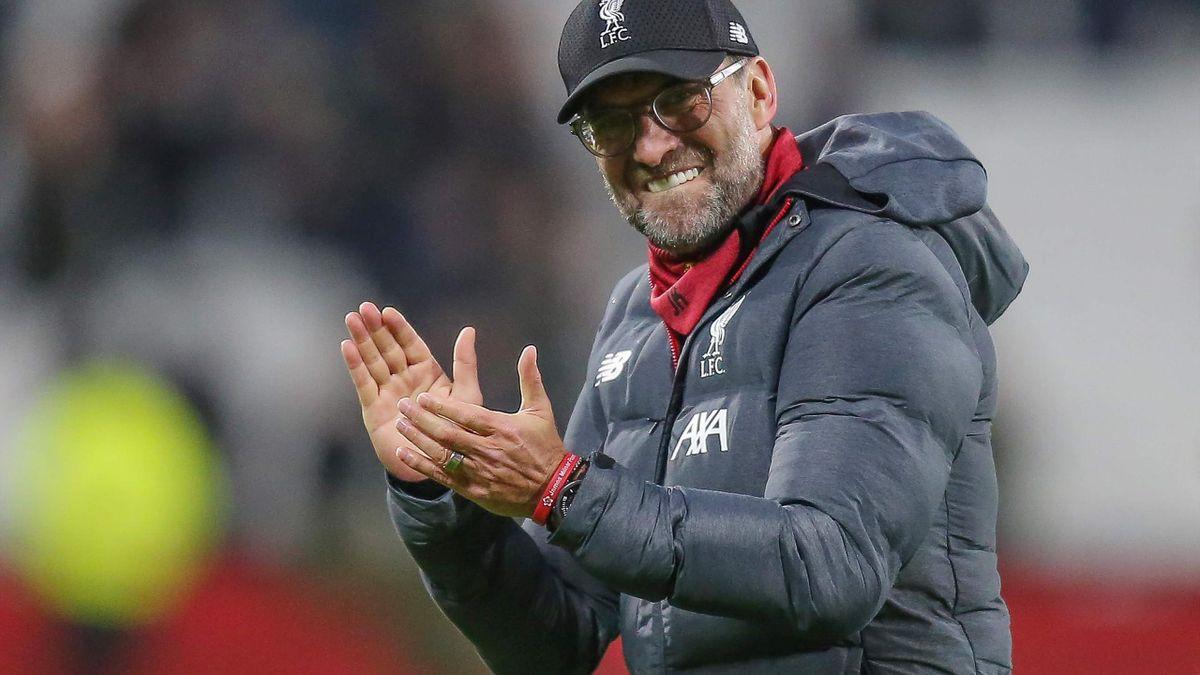 Jurgen Klopp a fost desemnat managerul anului în Premier League